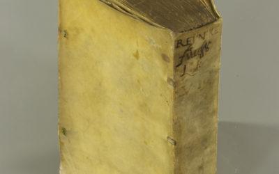 A Reineke, a róka 1567-es latin nyelvű kiadása