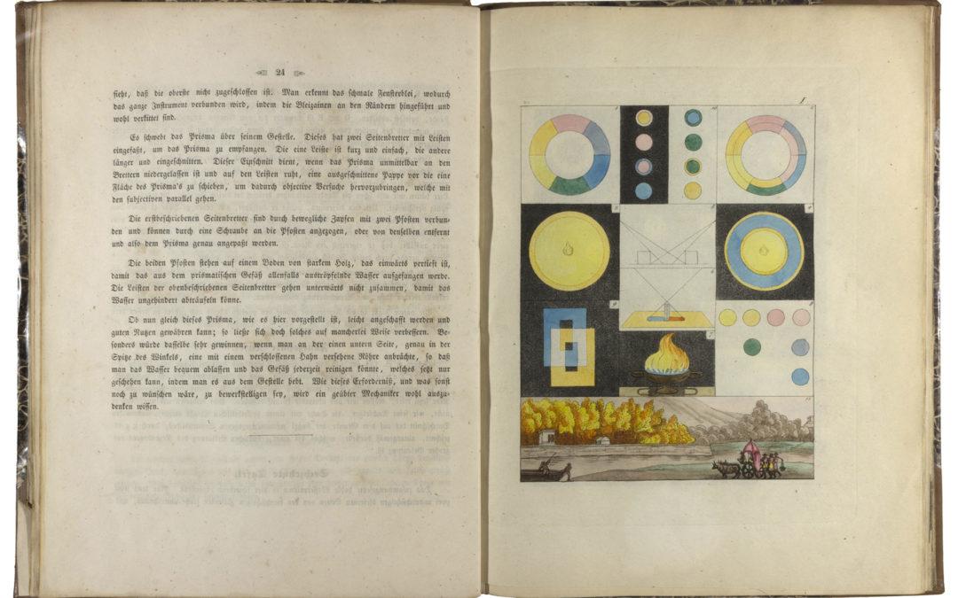 A Színtan Cotta-féle 1842-es kiadása
