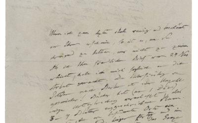 Alexander von Humboldt levele