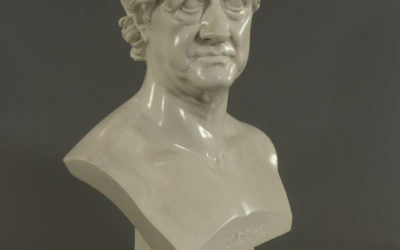 Goethe-büszt