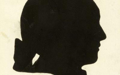 Goethe legkorábbi árnyképe