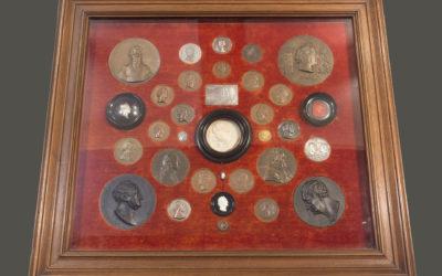 Goethe-érmek gyűjteménye