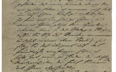 Goethe levele Johann Friedrich Reichardtnak