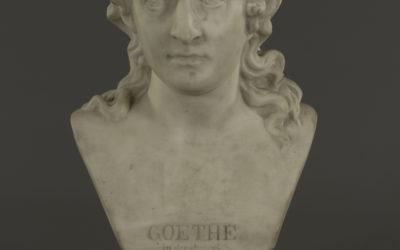 Goethe mint Apolló