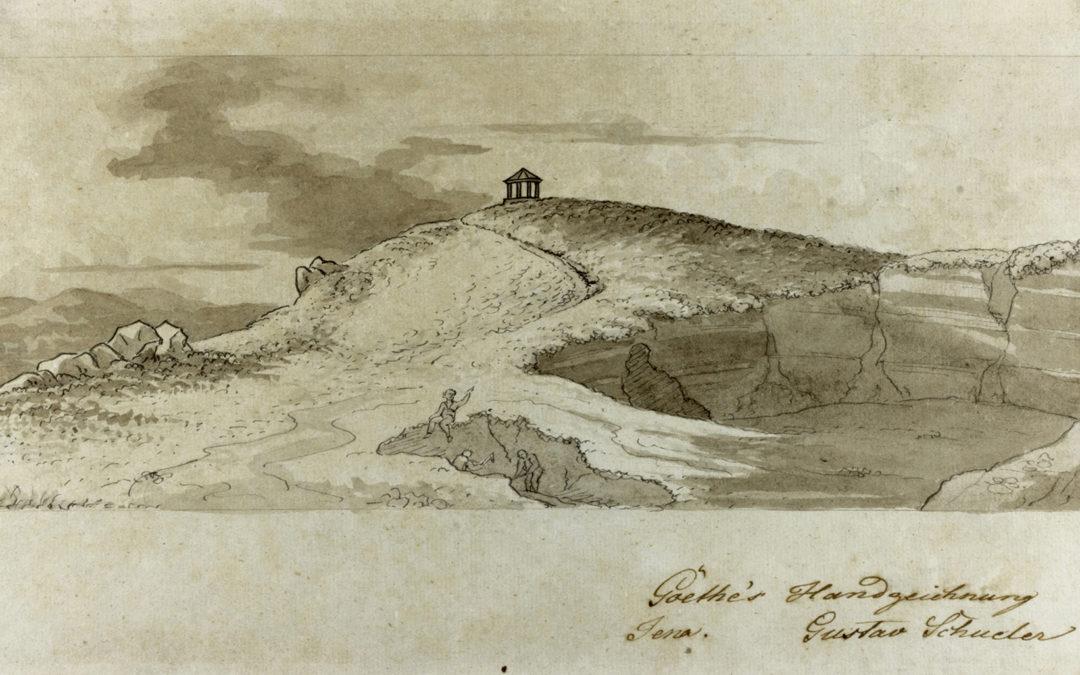 Kammerberg von Eger – Goethe festménye