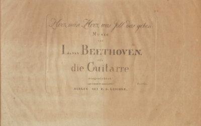 Hat Goethe-vers Beethoven megzenésítésében