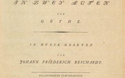 Goethe levele Johann Gottfried Herdernek