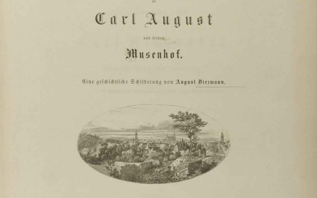 Weimar-Album, 1860